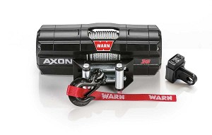 WARN AXON 35 POWERSPORT WINCH