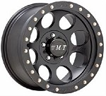 Mickey Thompson Wheel clssic lock black