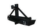 PARAMOUNT REAR BUMPER WITH TIRE CARRIER